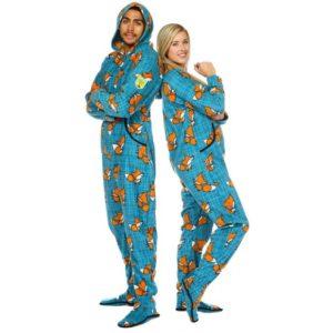 pyjama printed
